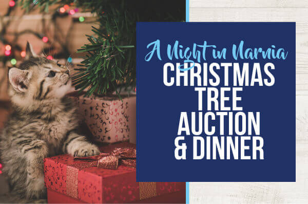 Night in Narnia Christmas Tree Auction and Dinner | Las Tablas Animal Hospital